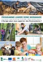 Flyer LEADER Seine Normande